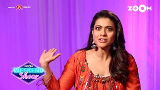 Why Yug & Nysa Devgn want Mom Kajol to do films like Golmaal? | Funny Answer - ZOOMDEKHO