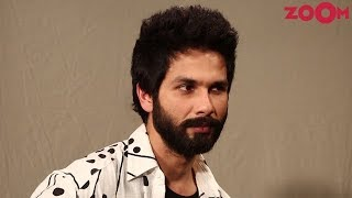 Shahid Kapoor Talks About Nepotism, Casting Couch & More | Batti Gul Meter Chalu | Exclusive - ZOOMDEKHO