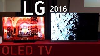 Новая линейка телевизоров LG 2016 года