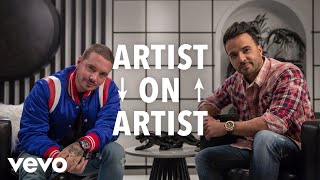J. Balvin, Luis Fonsi - Artist on Artist (Part 1 of 2) - VEVO