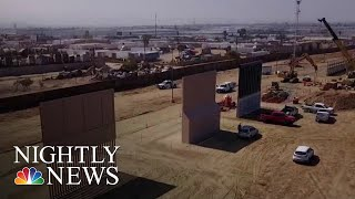 Legal Battles Loom: Trump Declares National Emergency For Border Wall Funding | NBC Nightly News - NBCNEWS
