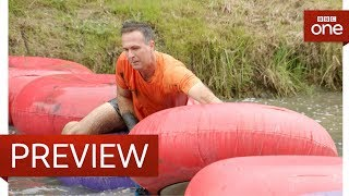 Michael Vaughan takes on the Donuts - And They're Off for Sport Relief - BBC One - BBC