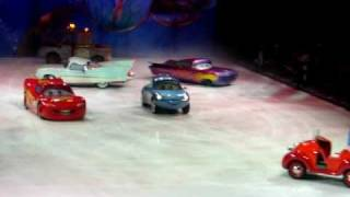 Carros Disney on Ice view on youtube.com tube online.