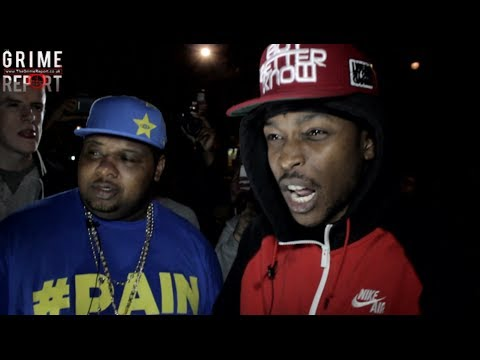 Jme, Big Narstie, Big H, Bush, Typah - Exclusive Bars At BDL Tour