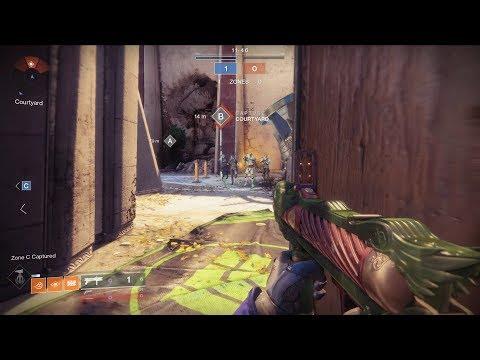 Iron Banner Multi Kill