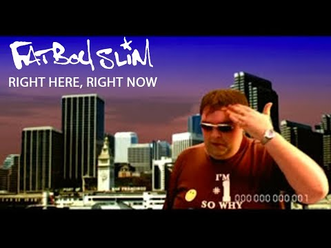 Right Here, Right Now by Fatboy Slim (High Res / Official video)
