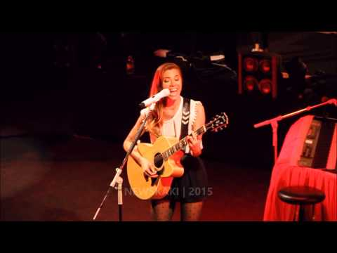 "Shot Me - Christina Perri - ""The Head or Heart Tour"" Live 2015 in Malaysia"