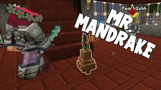 watch the youtube video Minecraft - Attack Of The B Team - Mr.Mandrake!! [36]