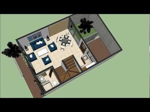 Conjunto habitacional santa clara en ambato recorrido for Casas modernas recorrido virtual