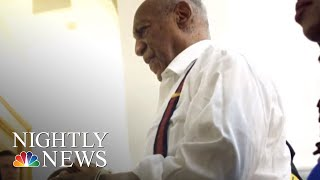 Bill Cosby Sentenced To 3 To 10 Years In Prison For Sexual Assault | NBC Nightly News - NBCNEWS