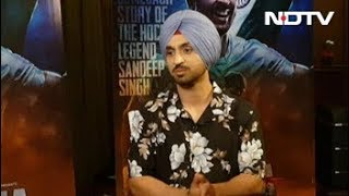 After Playing Hockey In Soorma, Diljit Dosanjh 'Can Play Any Game' - NDTV