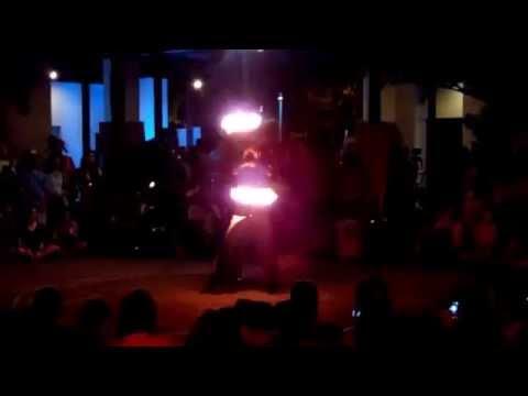 Fire poi Yuta PFF2014 GALA Show