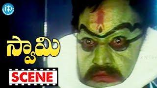 Swamy Movie Scenes - Nandamuri Hari Krishna Takes Revenge On Rajiv Kanakala's Uncle || Aamani - IDREAMMOVIES
