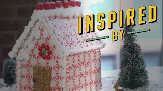 Peppermint Candy House | Food Network - FOODNETWORKTV