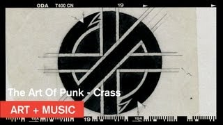The Art Of Punk - Crass - Dave King and Gee Vaucher - Video