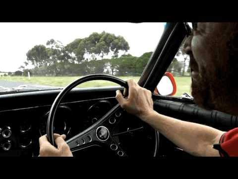 Ford Falcon GT-HO Phase III - with John Bowe