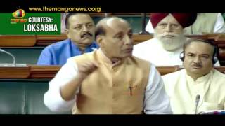 Rajnath Singh Over Kulbhushan Jadhav's Death Sentence In Pakistan | Fight For Justice | Mango News - MANGONEWS