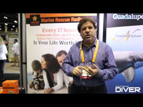 Nautilus Lifeline at the DEMA Show 2013