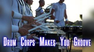 Royalty FreeBackground:Drum Corps Makes You Groove