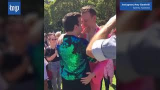 Australia says 'yes' to same-sex marriage - WASHINGTONPOST