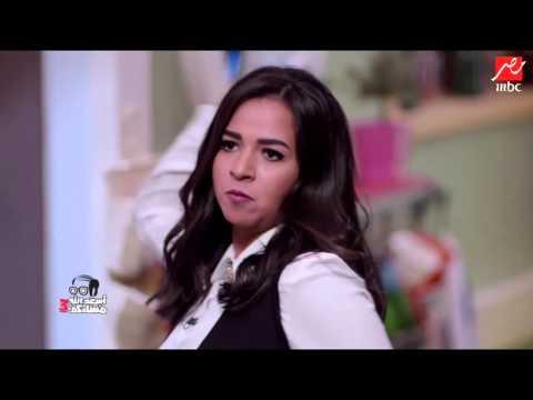 أسعد الله مساءكم : ايمى سمير غانم فى تحدى أبو حفيظة دارتس