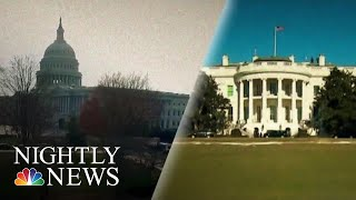 Government Shutdown Hits The One-Month Mark | NBC Nightly News - NBCNEWS