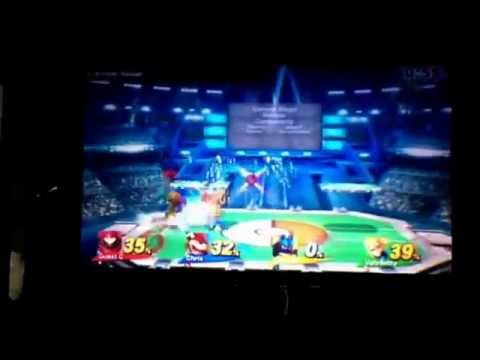 Super Smash Bros Wii U Playing Some More Smash Tour