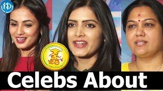 Anushka Shetty Size Zero Movie Celebrities Review  || BVS Ravi || Arya || MM Keeravani | - IDREAMMOVIES