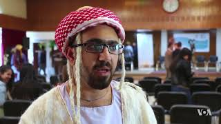 Young People Build Multicultural Bridges in Iraq - VOAVIDEO