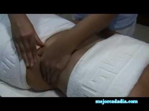 Como hacer un masaje de Abdomen facilmente, Quixy Ayala, mejorcadadia.com