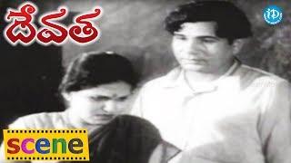Devata Movie Scenes - Kumari Agrees To Marry Chittor V Nagaiah || Tanguturi Suryakumari - IDREAMMOVIES