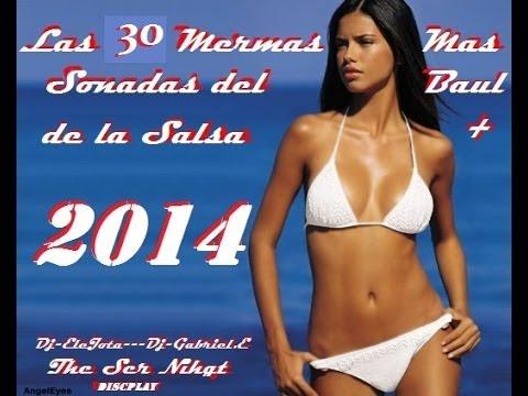 Las 30 Mermas Del Baul de la Salsa