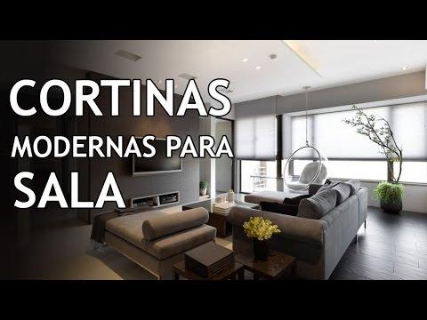 Cortinas Modernas para Sala, Cortinas en Perú, Cortinas en Lima