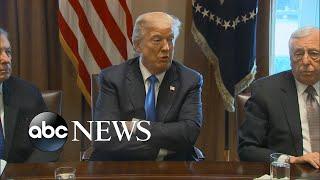 Trump blames Democrats for impasse on immigration reform - ABCNEWS
