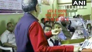 कांग्रेस के राज्यसभा सांसद हुसैन दलवई ने सुनिए क्या कहा मोदी को