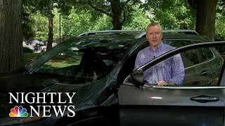 Fiat Chrysler Recalls Millions Of Vehicles Over Cruise Control Defect | NBC Nightly News - NBCNEWS