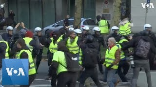 Belgian Protesters Call for Resignation of PM - VOAVIDEO