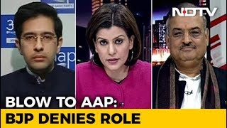 20 AAP Lawmakers Disqualified. Is The Move Justified? - NDTV