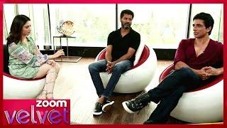 Tutak Tutak Tutiya Movie Stars On zoom Velvet | Sonu Sood, Prabhu Deva & Tamannaah | Promo