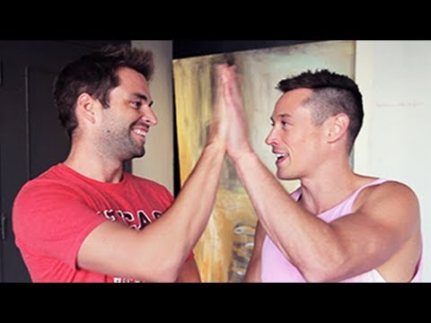 STRAIGHT sex vs GAY sex w/ Davey Wavey