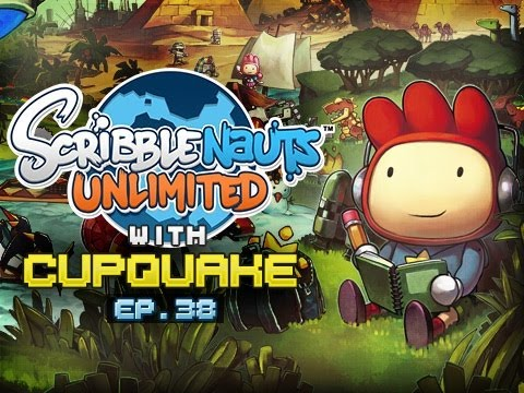Scribblenauts Unlimited Ep 38
