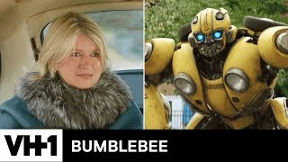 Bumblebee (2018) | Driving Miss Martha: Smalltalk w/ a Transformer | VH1 - VH1