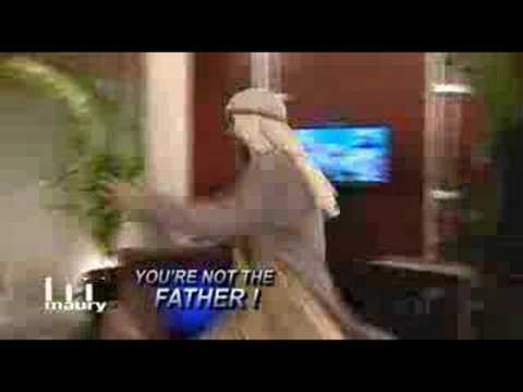 You Are NOT The Father!