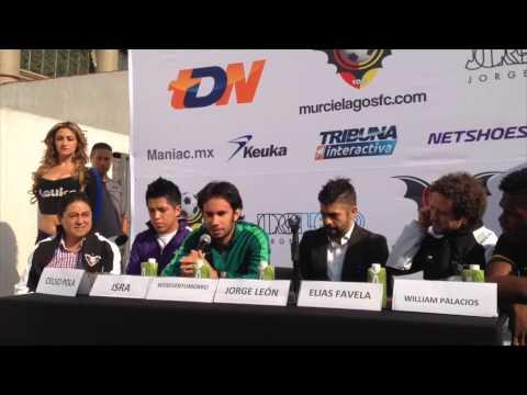 Conferencia de prensa: WEREVERTUMORRO con Murciélagos FC.