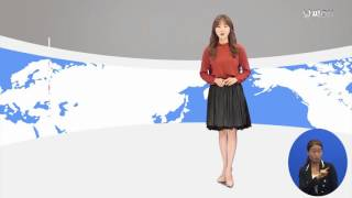 (수화방송)날씨온뉴스_10월 2째주