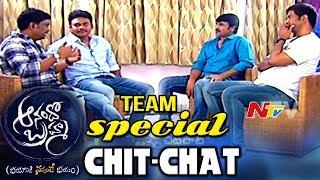 Anando Brahma Movie Team Special Chit Chat || Srinivas Reddy, Vennela Kishore, Ramesh, Shankar - NTVTELUGUHD