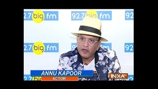 Anu Kapoor's radio show completes 5 years - INDIATV