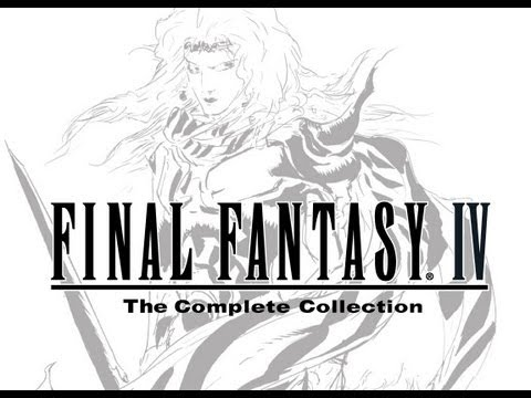 FINAL FANTASY IV Complete Collection Boss Battle #5 Scarmiglione (PSP)