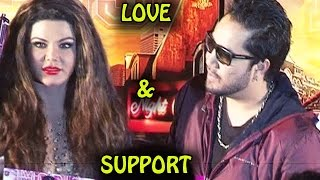 Rakhi Sawant and Mika Singh together at an event! - EXCLUSIVE