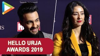 Star-studded Red Carpet of Hello Urja Awards 2019 | Ayush Sharma| Aditi Rao Hydari - HUNGAMA